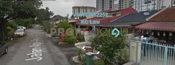 Terrace For Sale in Kepong Baru, Kepong Leasehold Semi Furnished 5R/2B 603k