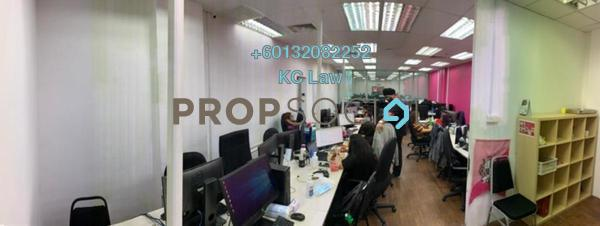 Office For Sale in Southgate, Sungai Besi Freehold Unfurnished 0R/0B 510k