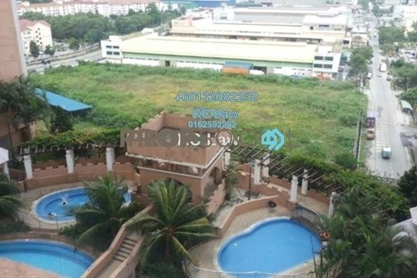 Apartment For Sale in Rhythm Avenue, UEP Subang Jaya Freehold Unfurnished 3R/2B 360k