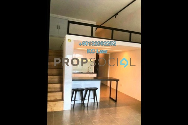 Serviced Residence For Rent in The Establishment, Brickfields Freehold Fully Furnished 1R/1B 1.8k