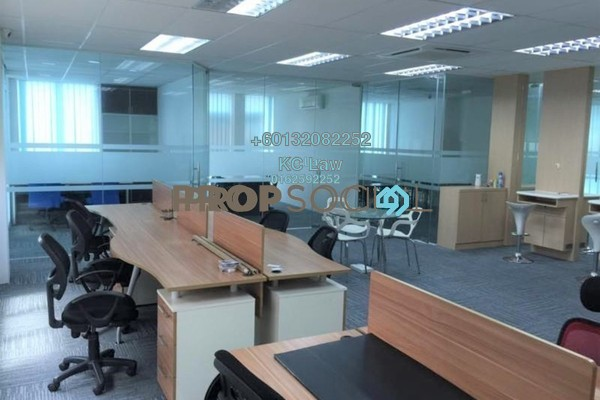 Office For Rent in Puteri 2, Bandar Puteri Puchong Freehold Fully Furnished 0R/0B 3.3k