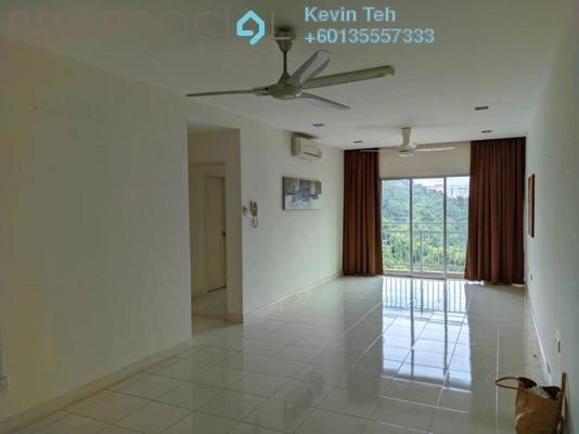 Condominium For Sale in Metropolitan Square, Damansara Perdana Freehold Semi Furnished 3R/2B 500k