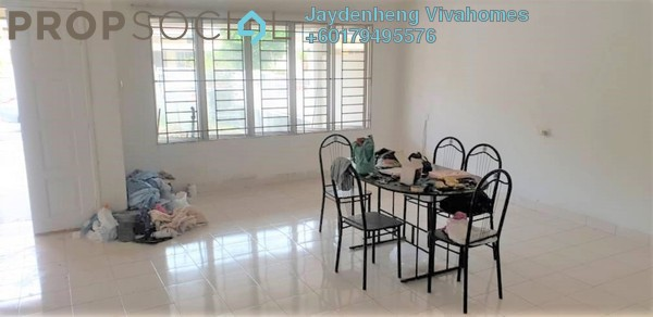 Terrace For Rent in Seri Utama, Kota Damansara Freehold Semi Furnished 4R/3B 2.1k