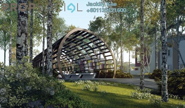 Superlink For Sale in Semanja, Kajang Freehold Unfurnished 4R/4B 850k