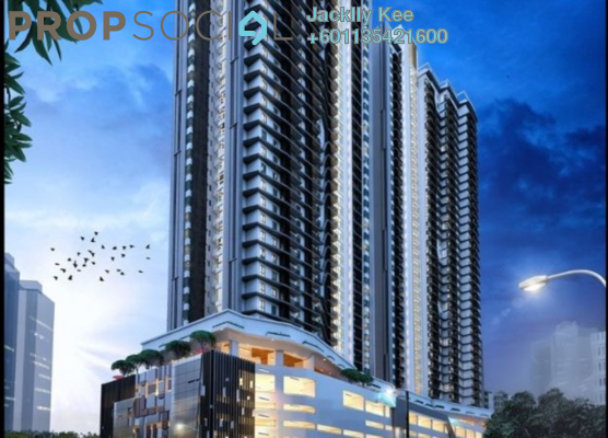 Condominium For Sale in Inspirasi Mont'Kiara, Mont Kiara Freehold Semi Furnished 3R/3B 0translationmissing:en.pricing.unit