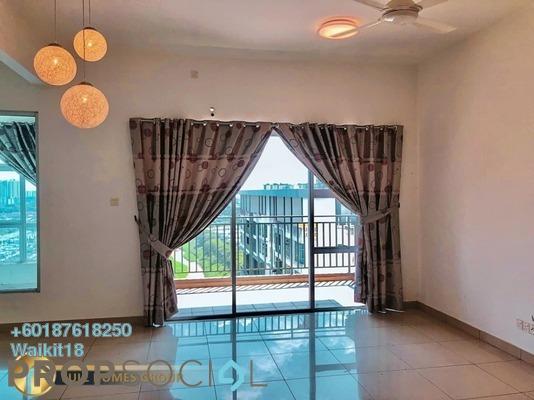 Condominium For Rent in D'Rich Executive Suites, Iskandar Puteri (Nusajaya) Freehold Semi Furnished 5R/4B 1.9k