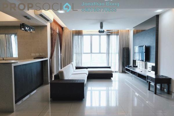 Condominium For Rent in Mont Kiara Meridin, Mont Kiara Freehold Fully Furnished 4R/3B 4.5k