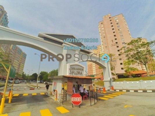 Apartment For Rent in Desaminium Flora, Bandar Putra Permai Freehold Semi Furnished 3R/2B 900translationmissing:en.pricing.unit