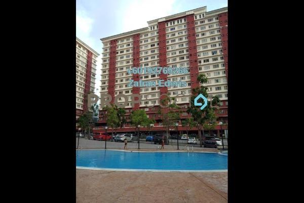 Apartment For Sale in The Lumayan, Bandar Sri Permaisuri Freehold Unfurnished 3R/2B 365k