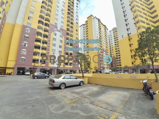 Apartment For Sale in Lagoon Perdana, Bandar Sunway Freehold Semi Furnished 3R/2B 240k