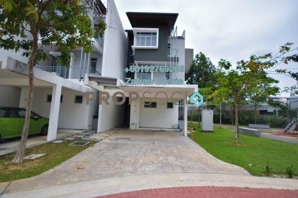 Superlink For Sale in Symphony Hills, Cyberjaya Freehold Semi Furnished 4R/5B 1.42m