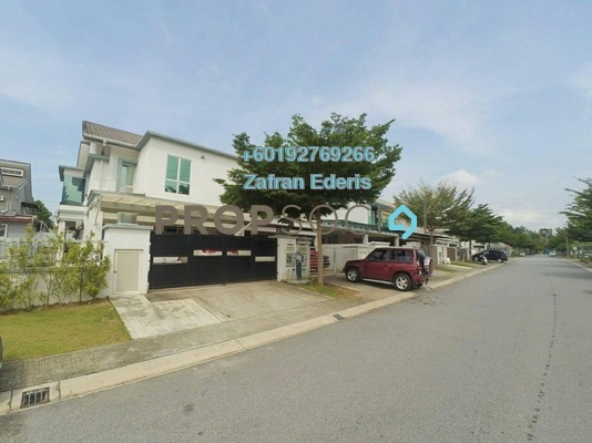 Terrace For Sale in Kajang 2, Kajang Freehold Semi Furnished 4R/3B 900k