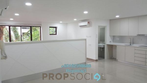 Condominium For Sale in Desa Bangsar Ria, Bangsar Freehold Semi Furnished 1R/1B 476k