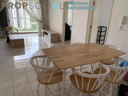 Condominium For Rent in Mont Kiara Bayu, Mont Kiara Freehold Fully Furnished 2R/2B 2.5k