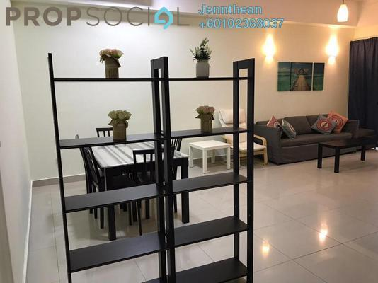 Condominium For Rent in Gaya Bangsar, Bangsar Freehold Fully Furnished 1R/1B 2.5k