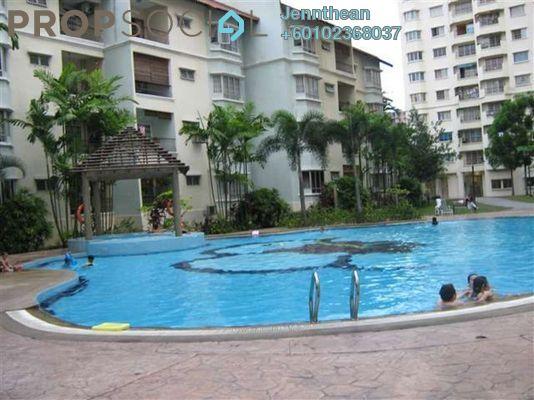 Condominium For Sale in Puncak Seri Kelana, Ara Damansara Freehold Semi Furnished 3R/2B 500k