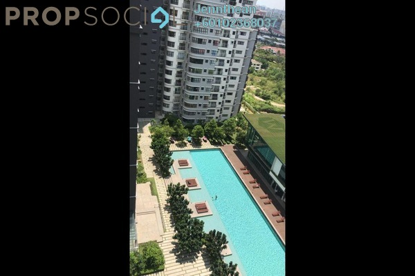 Condominium For Sale in Maisson, Ara Damansara Freehold Semi Furnished 3R/2B 650k