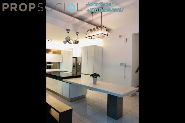 Townhouse For Sale in Sunway SPK 3 Harmoni, Kepong Freehold Fully Furnished 4R/4B 1.45m