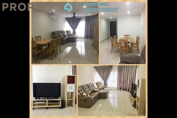 Condominium For Rent in Maisson, Ara Damansara Freehold Fully Furnished 3R/2B 2.2k