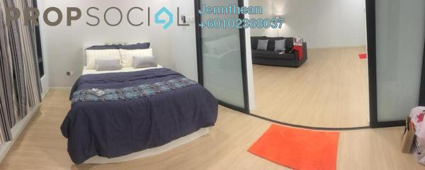 Serviced Residence For Sale in You One, UEP Subang Jaya Freehold Semi Furnished 1R/1B 530k