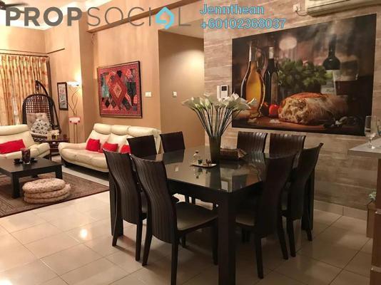 Condominium For Rent in Hartamas Regency 1, Dutamas Freehold Fully Furnished 5R/3B 5k
