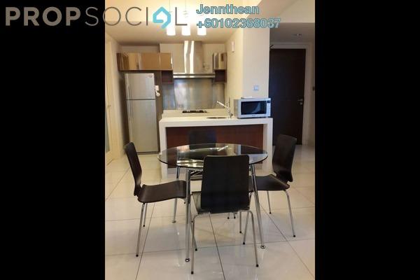 Condominium For Rent in Tiffani Kiara, Mont Kiara Freehold Fully Furnished 2R/2B 3k