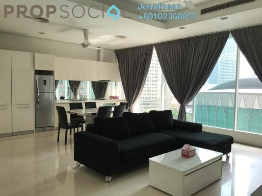 Serviced Residence For Rent in Vipod Suites, KLCC Freehold Fully Furnished 3R/2B 6k