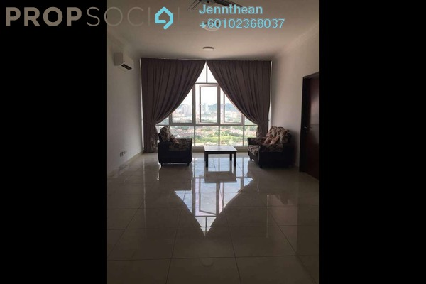 Serviced Residence For Rent in Boulevard Serviced Apartment, Jalan Ipoh Freehold Fully Furnished 3R/2B 1.5k