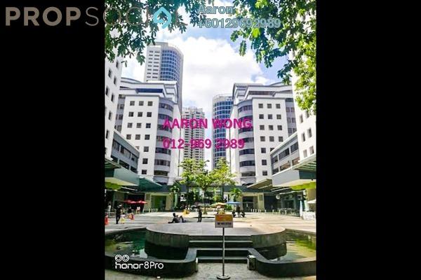 Office For Sale in Plaza Mont Kiara, Mont Kiara Freehold Semi Furnished 3R/2B 950k