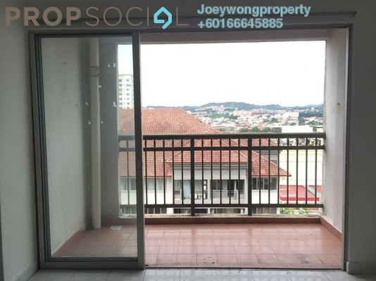 Condominium For Sale in South City Plaza, Seri Kembangan Freehold Semi Furnished 4R/2B 240k