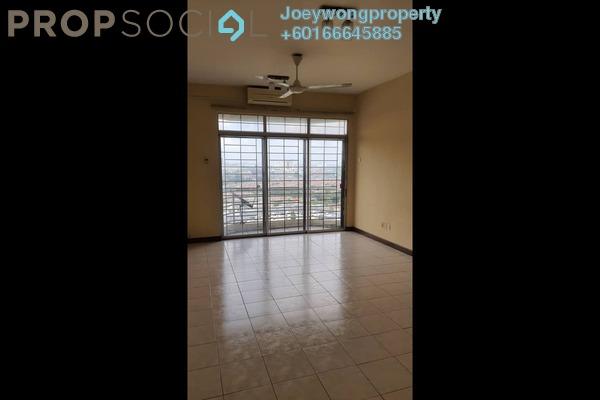 Condominium For Sale in Impian Heights, Bandar Puchong Jaya Freehold Semi Furnished 3R/2B 333k
