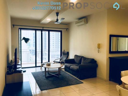 Condominium For Rent in Casa Kiara I, Mont Kiara Freehold Fully Furnished 3R/3B 3k
