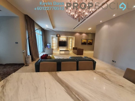 Condominium For Rent in The Pearl, KLCC Freehold Fully Furnished 4R/5B 7k