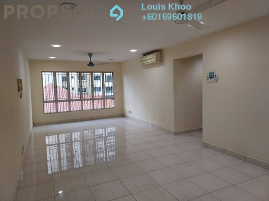 Condominium For Sale in Green Avenue, Bukit Jalil Freehold Semi Furnished 4R/2B 440k