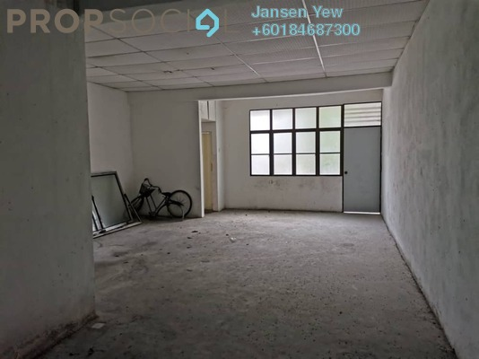 Office For Sale in Saujana Heights, Teluk Kumbar Freehold Unfurnished 0R/2B 200k