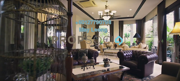Bungalow For Sale in Zaaba, TTDI Freehold Unfurnished 6R/6B 5.9m