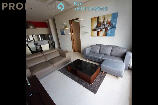 Condominium For Sale in Soho Suites, KLCC Freehold Fully Furnished 2R/1B 993k