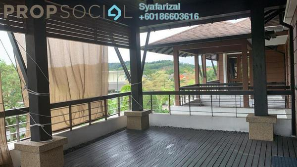 Bungalow For Sale in Forte, Bukit Jelutong Freehold Semi Furnished 5R/6B 3.75m