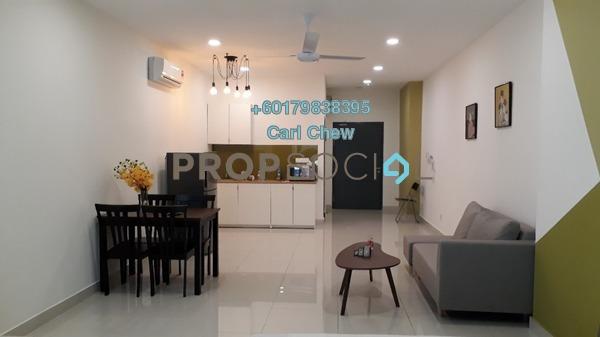 SoHo/Studio For Rent in Atria, Damansara Jaya Freehold Fully Furnished 0R/1B 1.6k