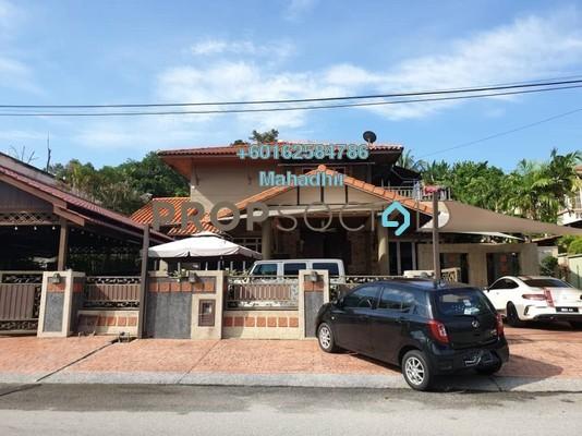 Bungalow For Sale in Seksyen 4, Bandar Baru Bangi Freehold Semi Furnished 9R/6B 2.15m