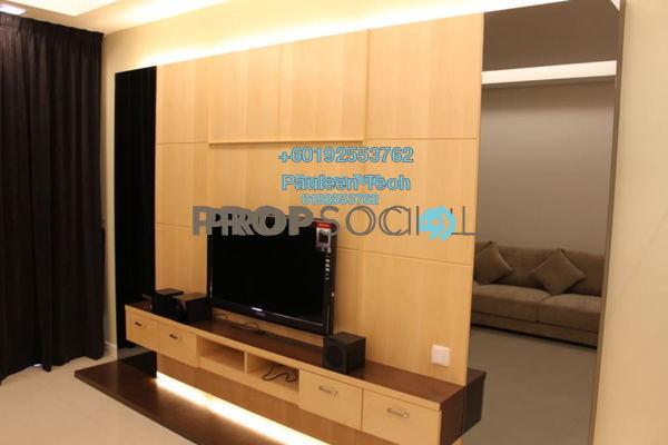 Condominium For Sale in Kiaramas Ayuria, Mont Kiara Freehold Fully Furnished 3R/2B 1.5m