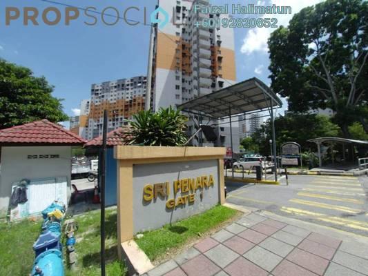 Apartment For Rent in Sri Penara, Bandar Sri Permaisuri Freehold Unfurnished 3R/2B 800translationmissing:en.pricing.unit