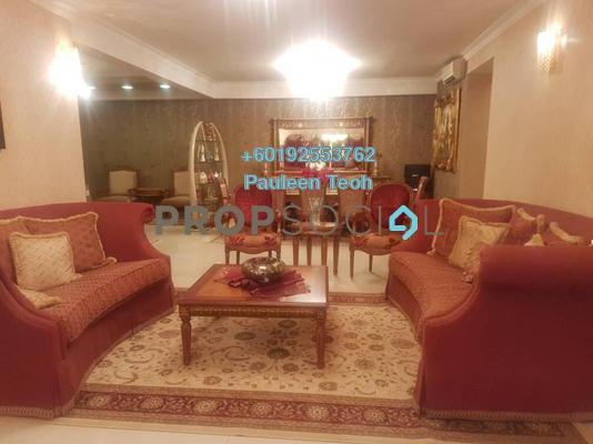Condominium For Sale in Mont Kiara Meridin, Mont Kiara Freehold Semi Furnished 4R/4B 1.5m