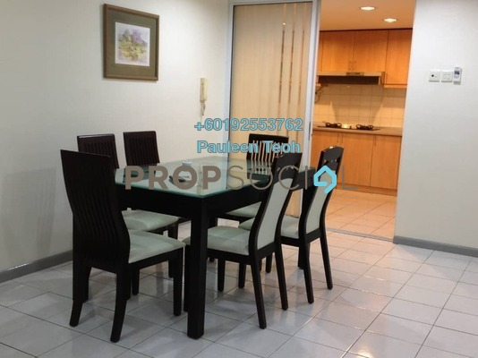 Condominium For Rent in Mont Kiara Pines, Mont Kiara Freehold Fully Furnished 3R/2B 3.2k