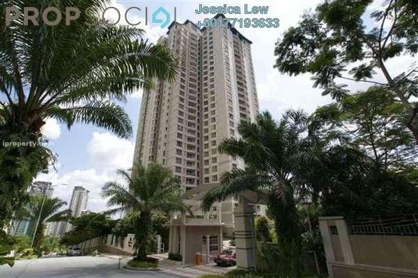 Condominium For Sale in Kiaramas Cendana, Mont Kiara Freehold Fully Furnished 3R/2B 1.2m
