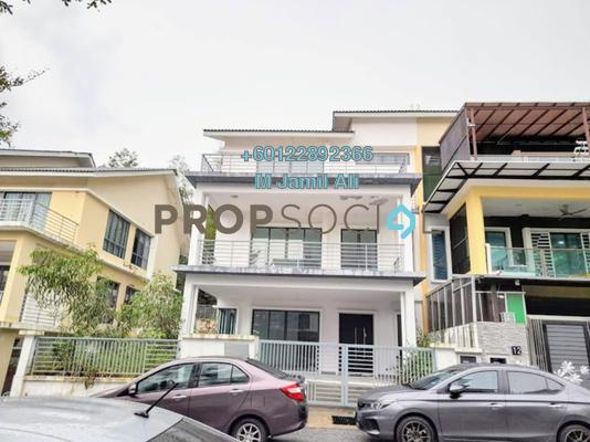 Semi-Detached For Sale in Mahkota Walk, Bandar Mahkota Cheras Leasehold Unfurnished 5R/4B 1.05m