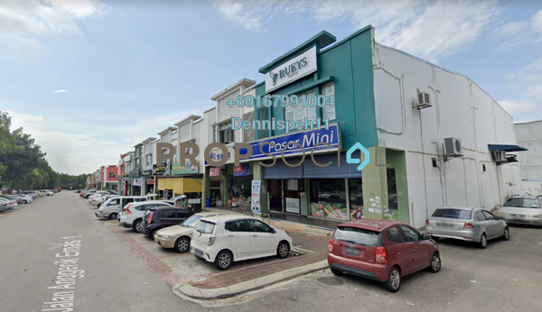 Shop For Rent in Taman Impian Emas, Skudai Freehold Unfurnished 1R/0B 1.3k