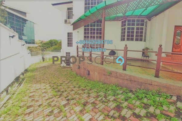 Bungalow For Sale in Putra Hill, Bukit Rahman Putra Freehold Semi Furnished 10R/7B 4.5m