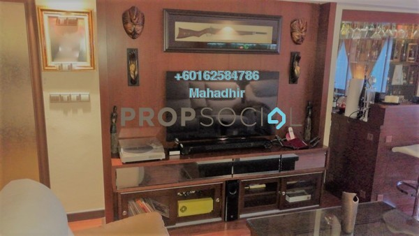 Condominium For Sale in The Vistana Residences, Titiwangsa Freehold Fully Furnished 3R/2B 650k