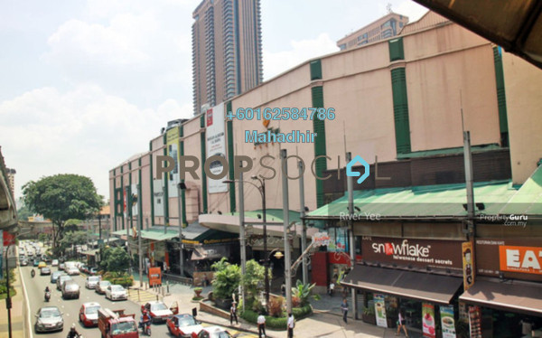 Shop For Sale in Sungei Wang Plaza, Bukit Bintang Freehold Semi Furnished 0R/0B 2m